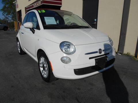 2013 FIAT 500c for sale at AutoStar Norcross in Norcross GA