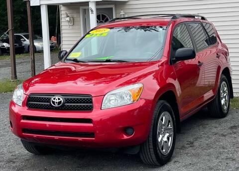 2008 Toyota RAV4 for sale at Landmark Auto Sales Inc in Attleboro MA