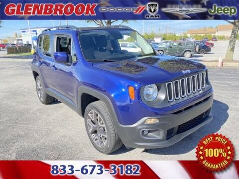 2017 Jeep Renegade for sale at Glenbrook Dodge Chrysler Jeep Ram and Fiat in Fort Wayne IN