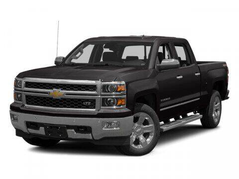 2014 Chevrolet Silverado 1500 for sale at BEAMAN TOYOTA in Nashville TN