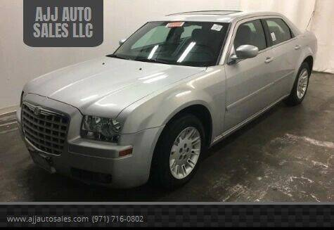 2006 Chrysler 300 for sale at McMinnville Auto Sales LLC in Mcminnville OR