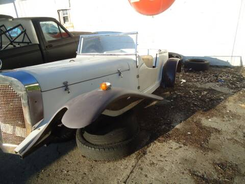 kit car for sale at Marshall Motors Classics in Jackson MI
