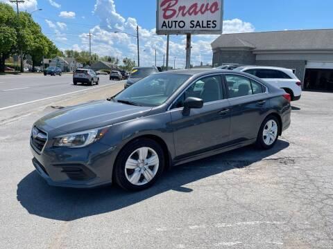 2018 Subaru Legacy for sale at Bravo Auto Sales in Whitesboro NY