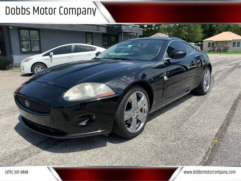 2008 Jaguar XK-Series for sale at Dobbs Motor Company in Springdale AR