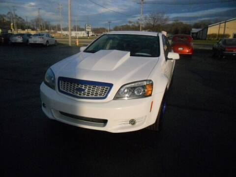 2014 Chevrolet Caprice for sale at Windsor Auto Sales in Loves Park IL