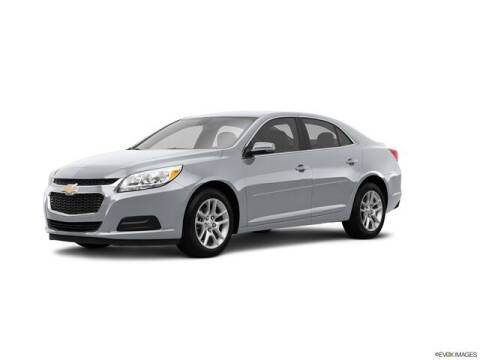 2015 Chevrolet Malibu for sale at Terry Lee Hyundai in Noblesville IN