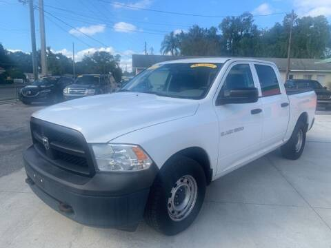 2012 RAM Ram Pickup 1500 for sale at Galaxy Auto Service, Inc. in Orlando FL