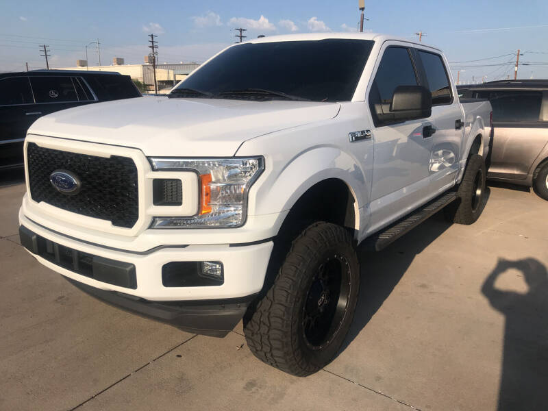 2019 Ford F-150 for sale at Town and Country Motors in Mesa AZ