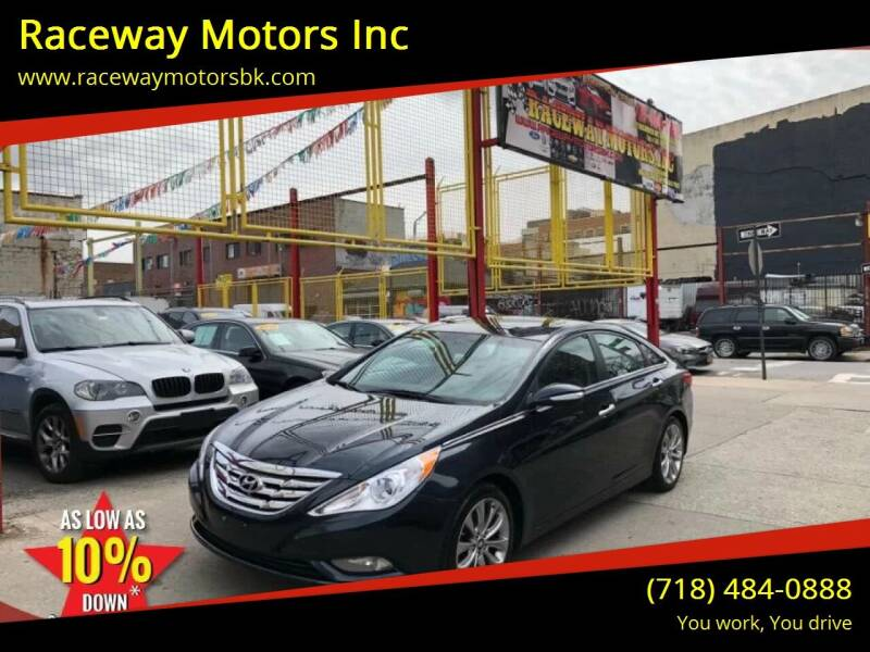 2011 Hyundai Sonata for sale at Raceway Motors Inc in Brooklyn NY