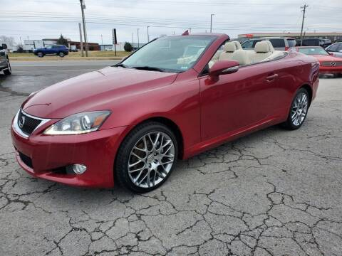2015 Lexus IS 250C for sale at Southern Auto Exchange in Smyrna TN