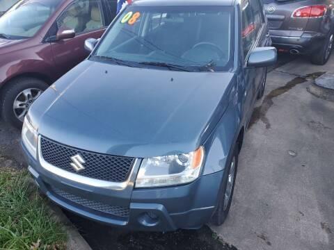 2008 Suzuki Grand Vitara for sale at Coliseum Auto Sales & SVC in Charlotte NC