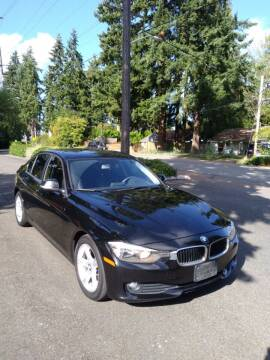 2014 BMW 3 Series for sale at Seattle Motorsports in Shoreline WA