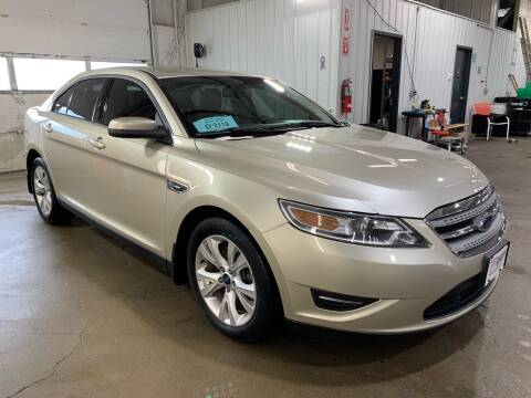 2010 Ford Taurus for sale at Premier Auto in Sioux Falls SD