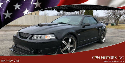 2003 Ford Mustang for sale at CPM Motors Inc in Elgin IL