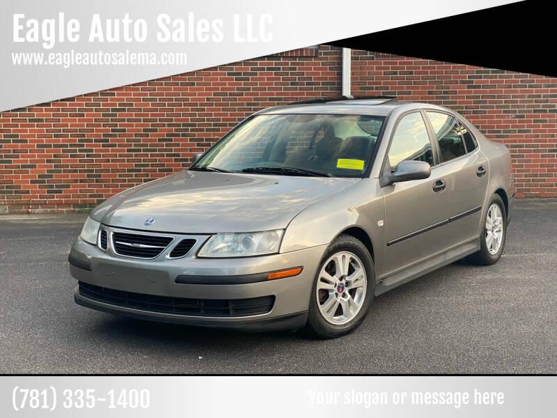 2005 Saab 9-3 for sale at Eagle Auto Sales LLC in Holbrook MA