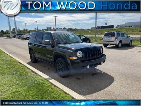 2016 Jeep Patriot for sale at Tom Wood Honda in Anderson IN