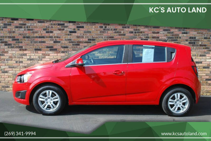 2013 Chevrolet Sonic for sale at KC'S Auto Land in Kalamazoo MI
