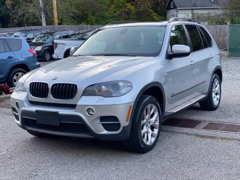 2012 BMW X5 for sale at AMA Auto Sales LLC in Ringwood NJ