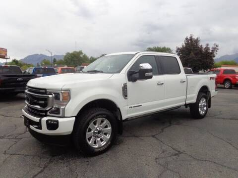 2021 Ford F-350 Super Duty for sale at State Street Truck Stop in Sandy UT