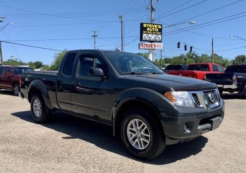 2014 Nissan Frontier for sale at Steve's Auto Sales in Norfolk VA