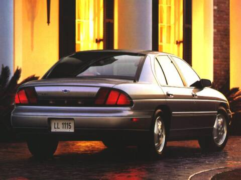 1996 Chevrolet Lumina for sale at Bill Gatton Used Cars - BILL GATTON ACURA MAZDA in Johnson City TN