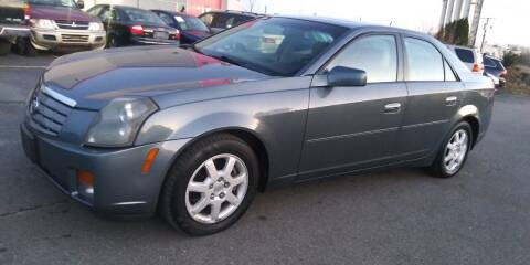 2005 Cadillac CTS for sale at JG Motors in Worcester MA