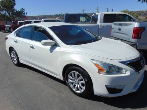 2014 Nissan Altima for sale at So Cal Performance in San Diego CA