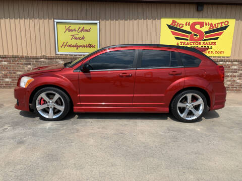 2008 Dodge Caliber for sale at BIG 'S' AUTO & TRACTOR SALES in Blanchard OK