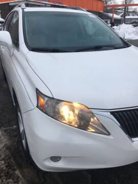 2012 Lexus RX 350 for sale at 540 AUTO SALES in Chicago IL