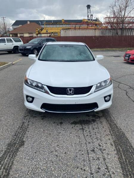 2014 Honda Accord for sale at The Car-Mart in Murray UT
