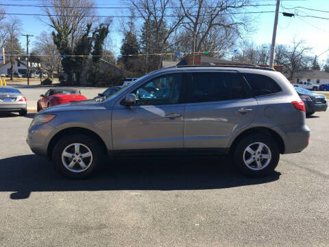 2007 Hyundai Santa Fe for sale at Diamond Auto Sales in Lexington NC