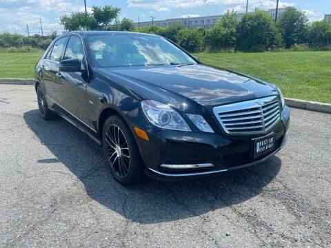 2012 Mercedes-Benz E-Class for sale at Pristine Auto Group in Bloomfield NJ