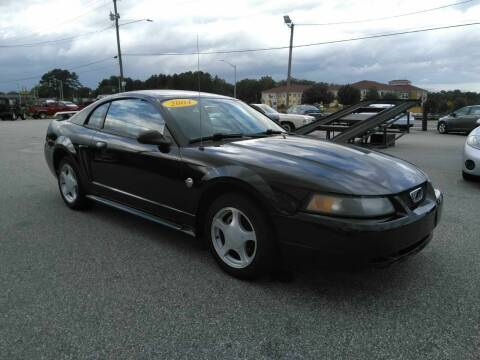 2004 Ford Mustang for sale at Kelly & Kelly Supermarket of Cars in Fayetteville NC