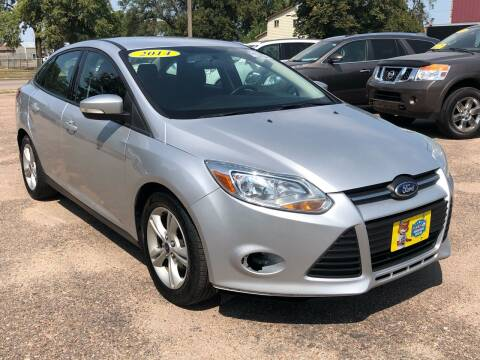 2014 Ford Focus for sale at El Tucanazo Auto Sales in Grand Island NE