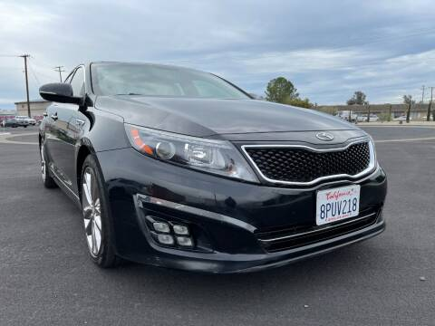 2014 Kia Optima for sale at Approved Autos in Sacramento CA