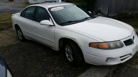 2003 Pontiac Bonneville for sale at AFFORDABLE DISCOUNT AUTO in Humboldt TN