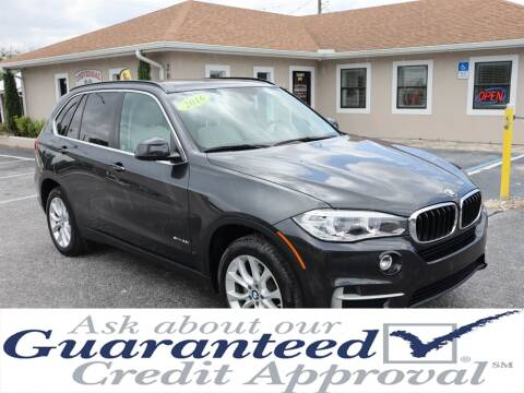2016 BMW X5 for sale at Universal Auto Sales in Plant City FL