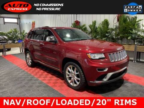 2014 Jeep Grand Cherokee for sale at Auto Express in Lafayette IN
