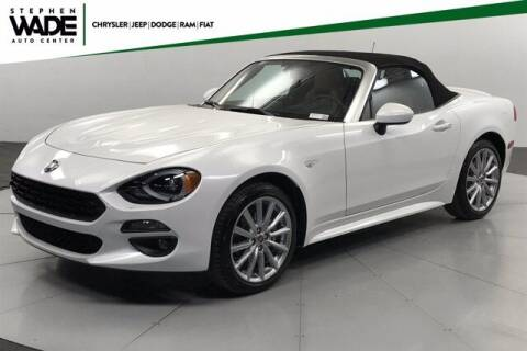 2020 FIAT 124 Spider for sale at Stephen Wade Pre-Owned Supercenter in Saint George UT