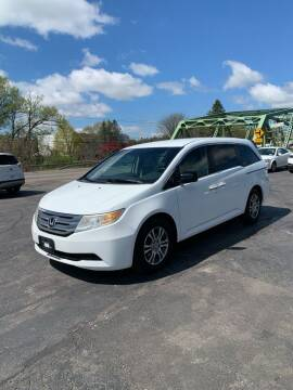 2011 Honda Odyssey for sale at WXM Auto in Cortland NY