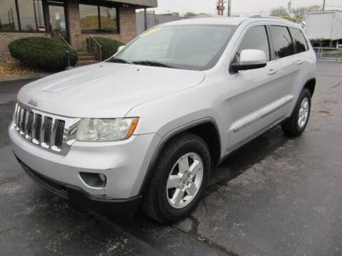 2012 Jeep Grand Cherokee for sale at Jacobs Auto Sales in Nashville TN