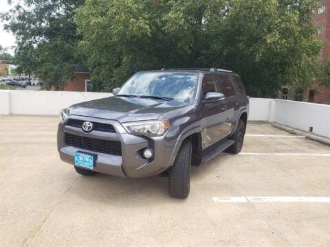 2019 Toyota 4Runner for sale at Crown Auto Group in Falls Church VA
