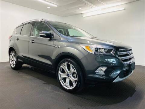 2019 Ford Escape for sale at Champagne Motor Car Company in Willimantic CT