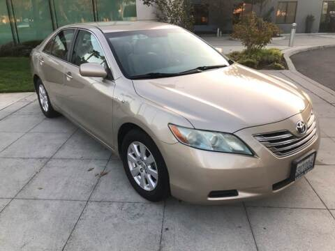 2007 Toyota Camry Hybrid for sale at Top Motors in San Jose CA