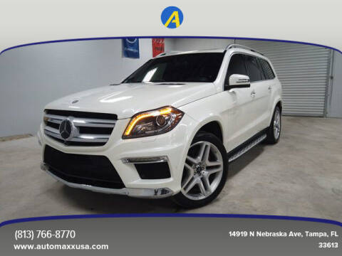 2014 Mercedes-Benz GL-Class for sale at Automaxx in Tampa FL