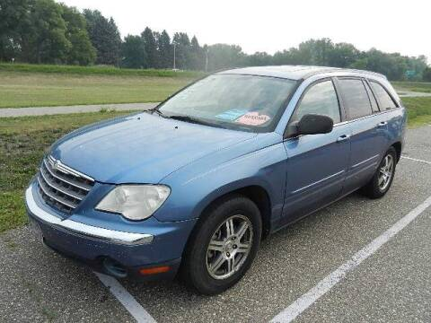 2007 Chrysler Pacifica for sale at Dales Auto Sales in Hutchinson MN