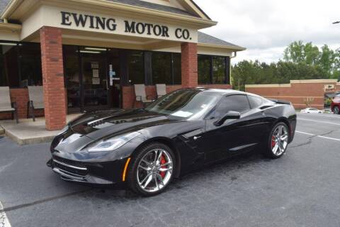 2015 Chevrolet Corvette for sale at Ewing Motor Company in Buford GA