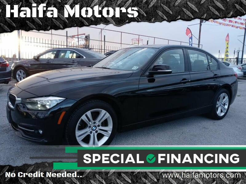 2016 BMW 3 Series for sale at Haifa Motors in Philadelphia PA