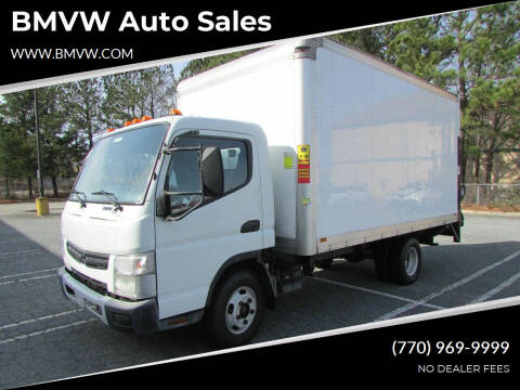 2012 Mitsubishi Fuso FEC52S for sale at BMVW Auto Sales - Trucks and Vans in Union City GA