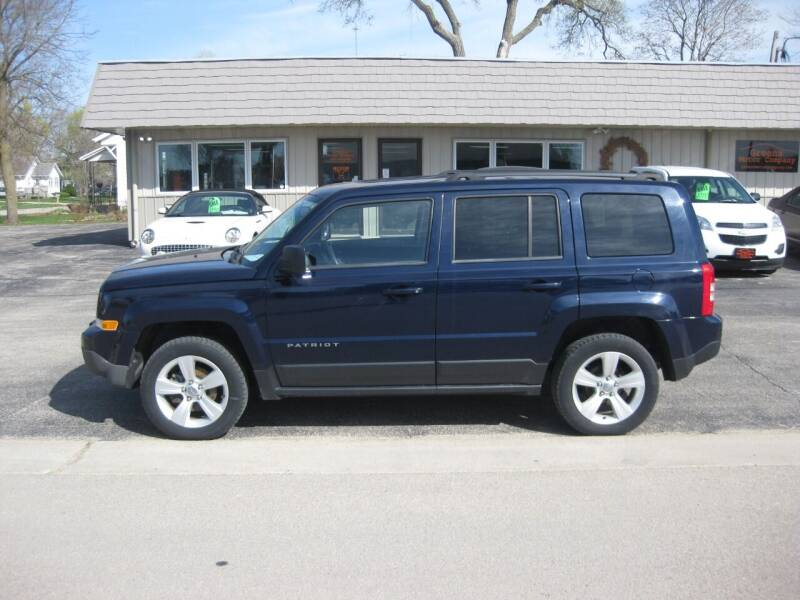 2013 Jeep Patriot for sale at Greens Motor Company in Forreston IL